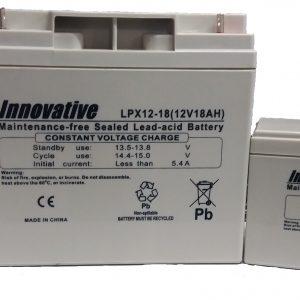 Baterías Para UPS de Ciclo Profundo