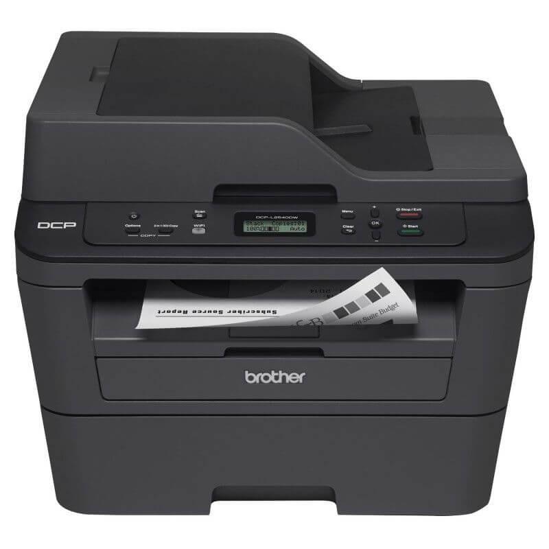 Impresora dúplex copiadora y escáner